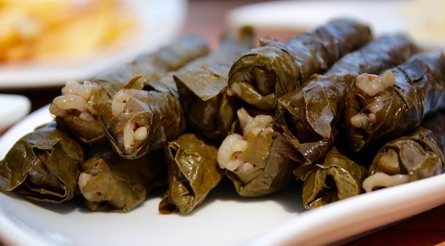 dolme turska hrana