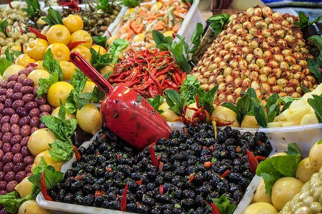 maroko voce povrce pijaca